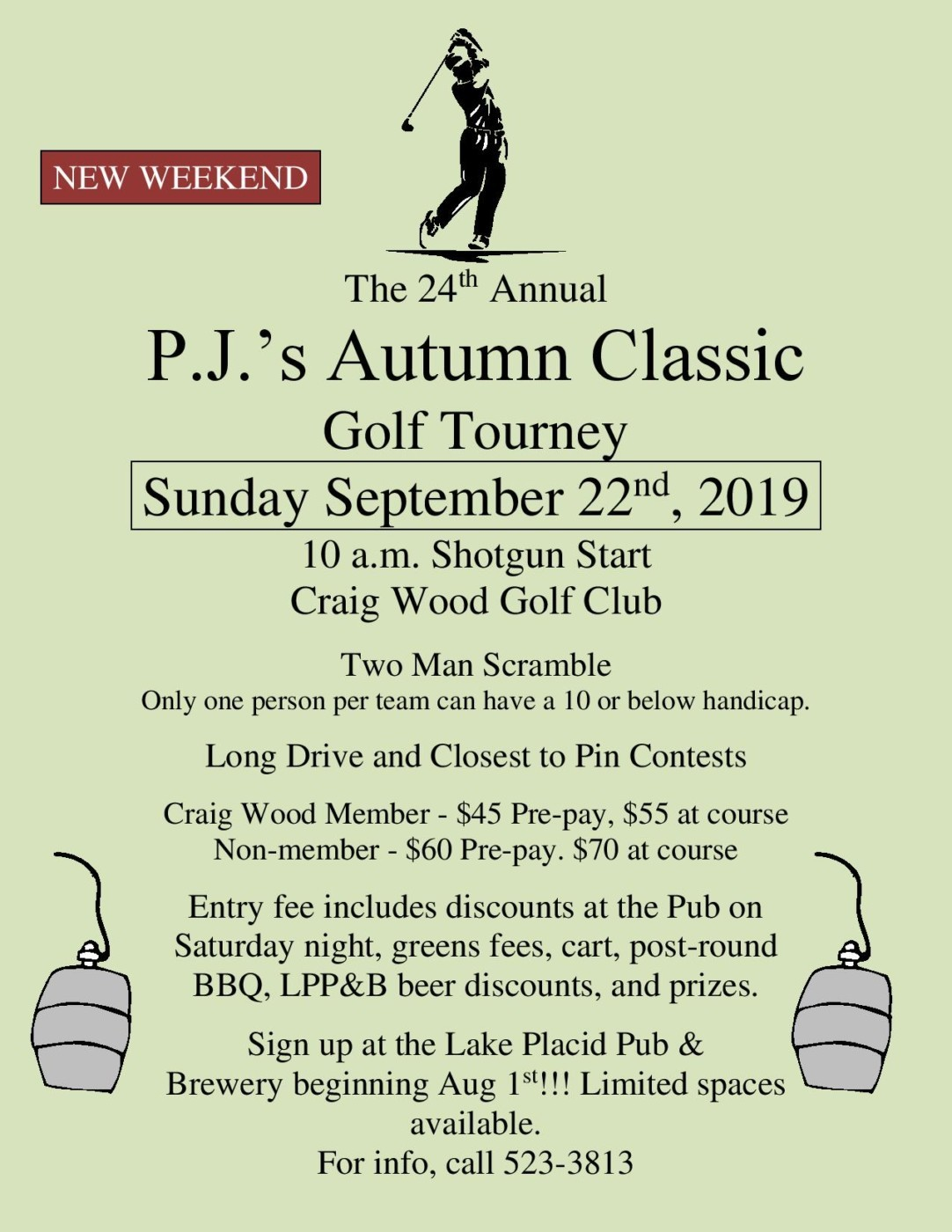 2019 Autumn Classic Poster Page 001 Jpeg