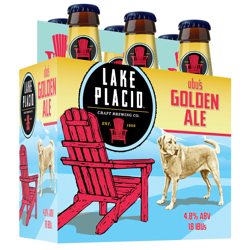 Ubus Golden Ale 6 Pack1