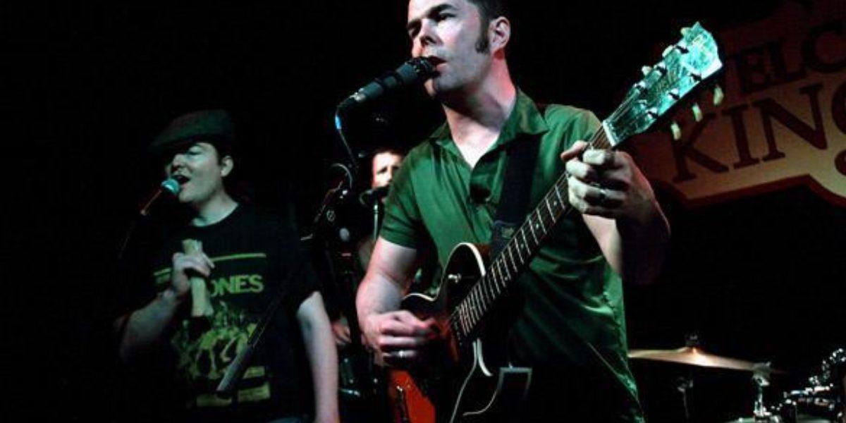 Ktx Rec K200 Sean Griffins Band
