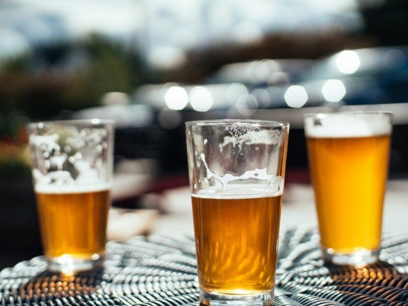 Beer In Sun Web