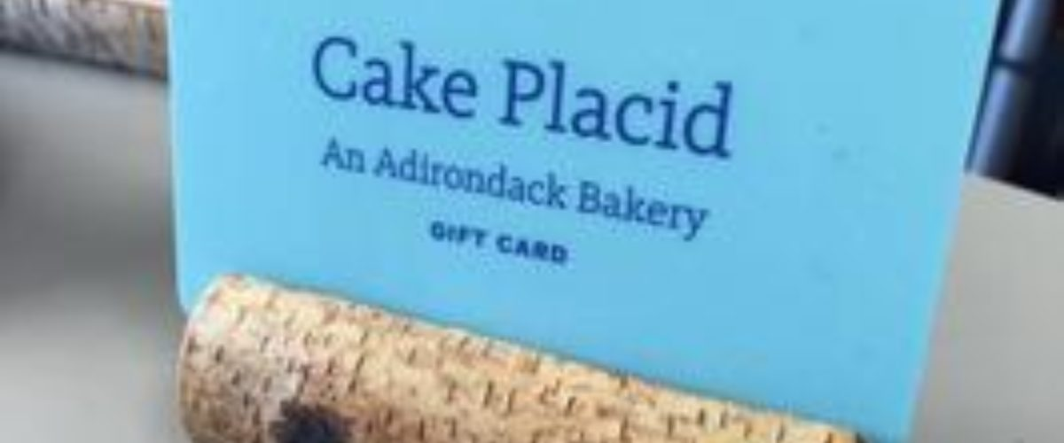 Cake Placid Card