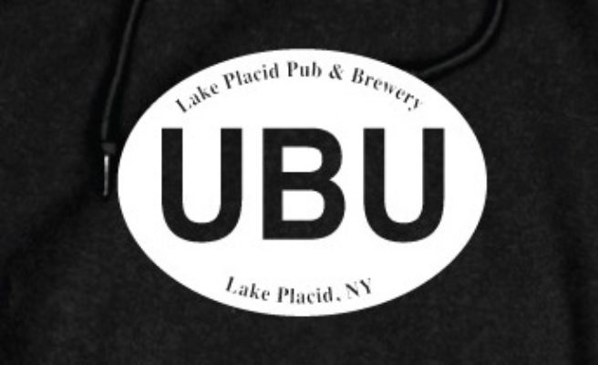 New Ubu Hoodie Close