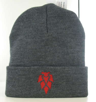 Grey Hop Hat